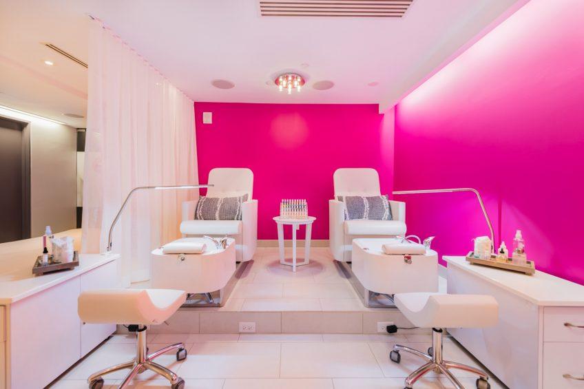 W Fort Lauderdale Luxury Hotel - Fort Lauderdale, FL, USA - AWAY Spa Nail Salon