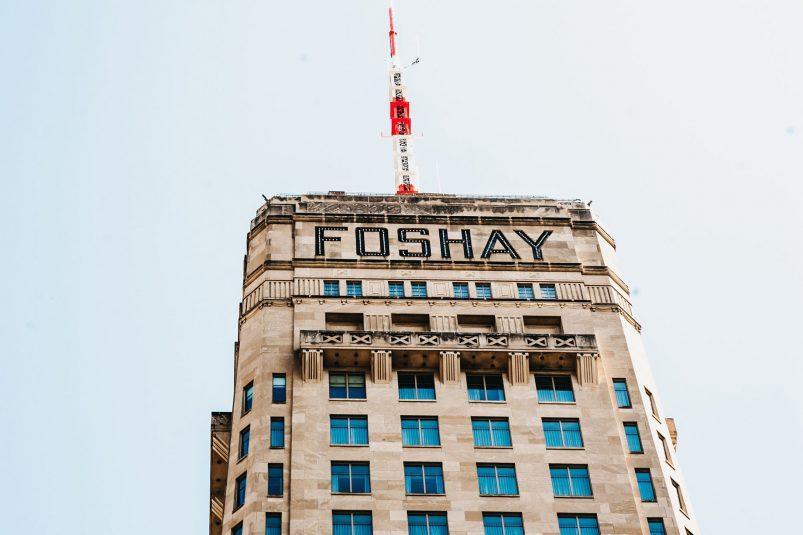 W Minneapolis The Foshay Luxury Hotel - Minneapolis, MN, USA - Exterior Foshay