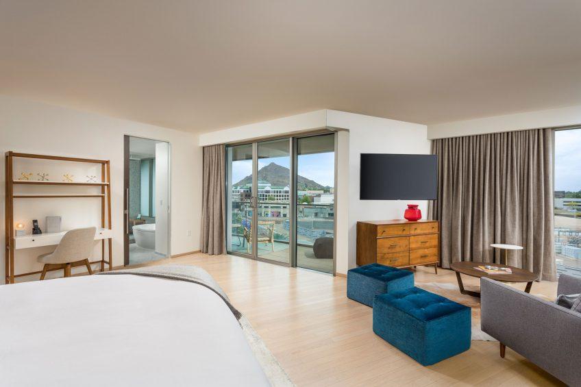 W Scottsdale Luxury Hotel - Scottsdale, AZ, USA - WOW Penthouse Suite