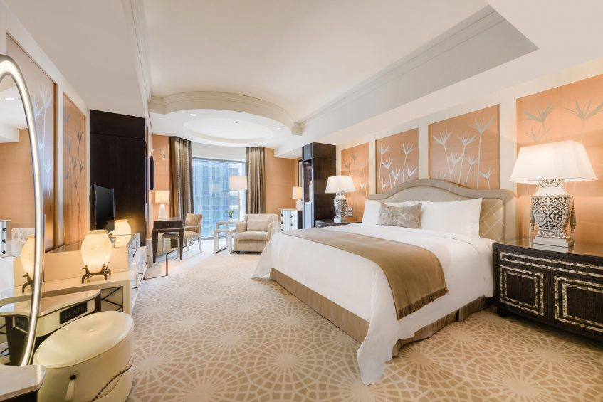 The St. Regis Cairo Luxury Hotel - Cairo, Egypt - Deluxe Guest Room