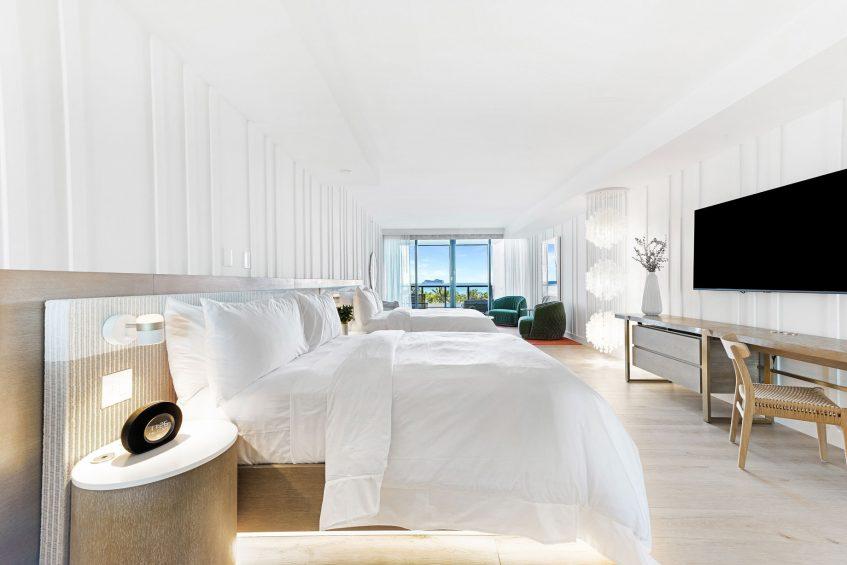 W South Beach Luxury Hotel - Miami Beach, FL, USA - Fabulous Studio Queen