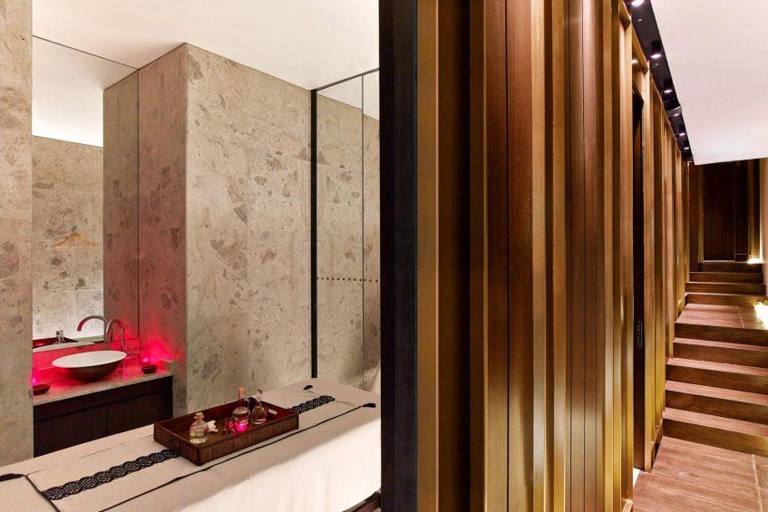 W Istanbul Luxury Hotel - Istanbul, Turkey - W Istanbul Spa