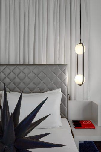 W London Luxury Hotel - London, United Kingdom - Studio Suite Decor