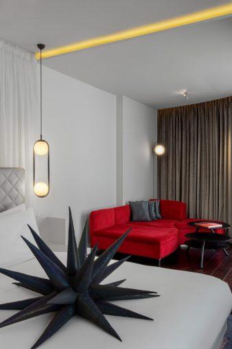 W London Luxury Hotel - London, United Kingdom - Studio Suite King Bed