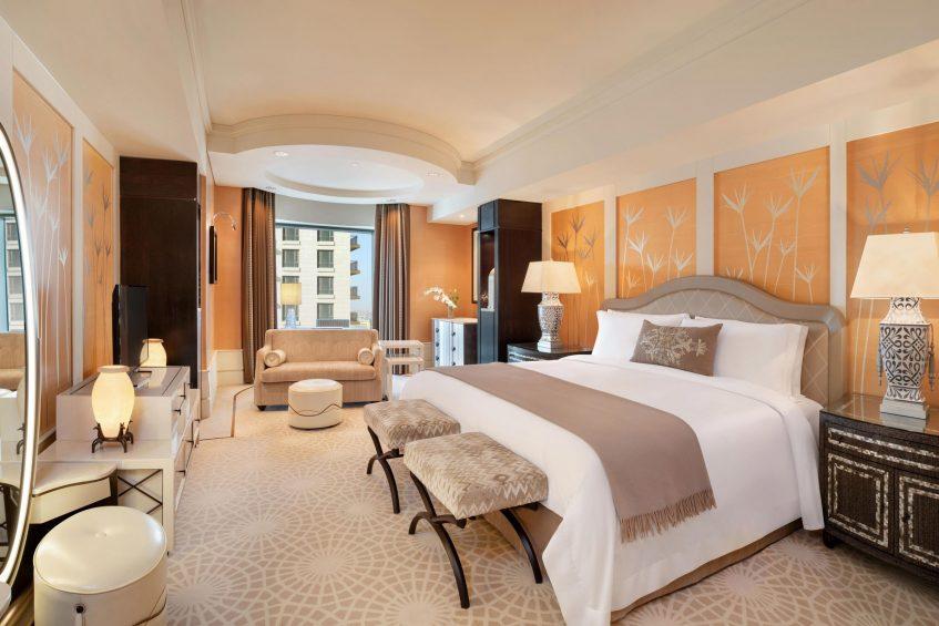The St. Regis Cairo Luxury Hotel - Cairo, Egypt - Deluxe Room