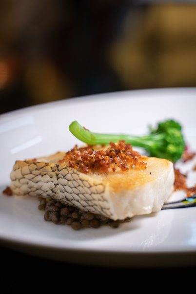 The St. Regis Macao Luxury Hotel - Cotai, Macau SAR, China - Glacier Toothfish Dish