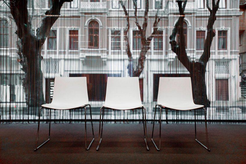 W Istanbul Luxury Hotel - Istanbul, Turkey - W Istanbul Studios Chairs