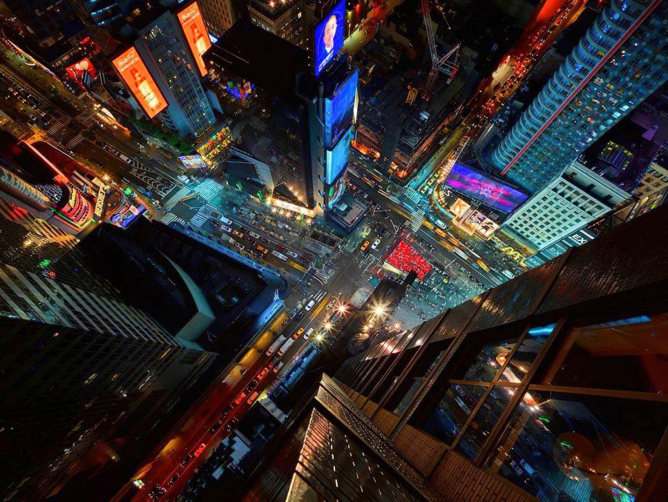 W New York Times Square Luxury Hotel - New York, NY, USA - W New York Street View