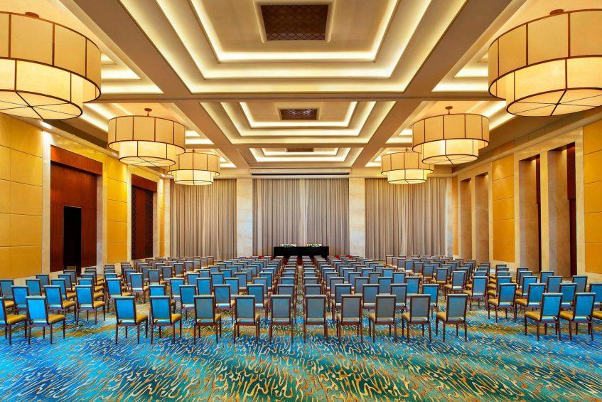 The St. Regis Sanya Yalong Bay Luxury Resort - Hainan, China - Astor Ballroom