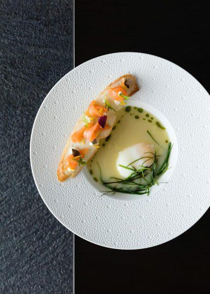 The St. Regis Macao Luxury Hotel - Cotai, Macau SAR, China - Luscious Lunch