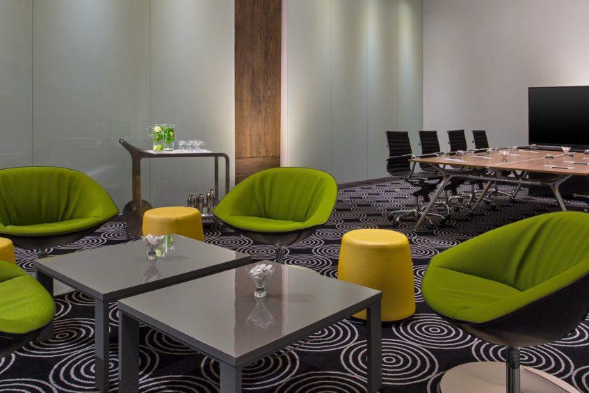 W Bogota Luxury Hotel - Bogota, Colombia - Studio 4 + 5