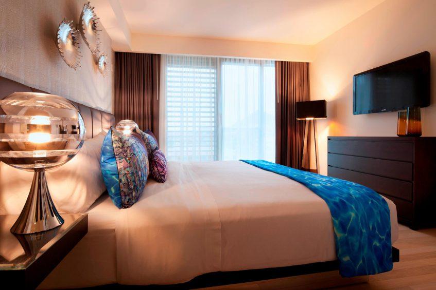 W Scottsdale Luxury Hotel - Scottsdale, AZ, USA - WOW Suite
