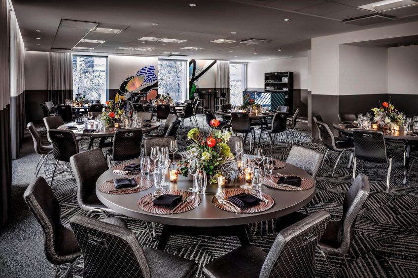 W Montreal Luxury Hotel - Montreal, Quebec, Canada - Studio 4 Occasion