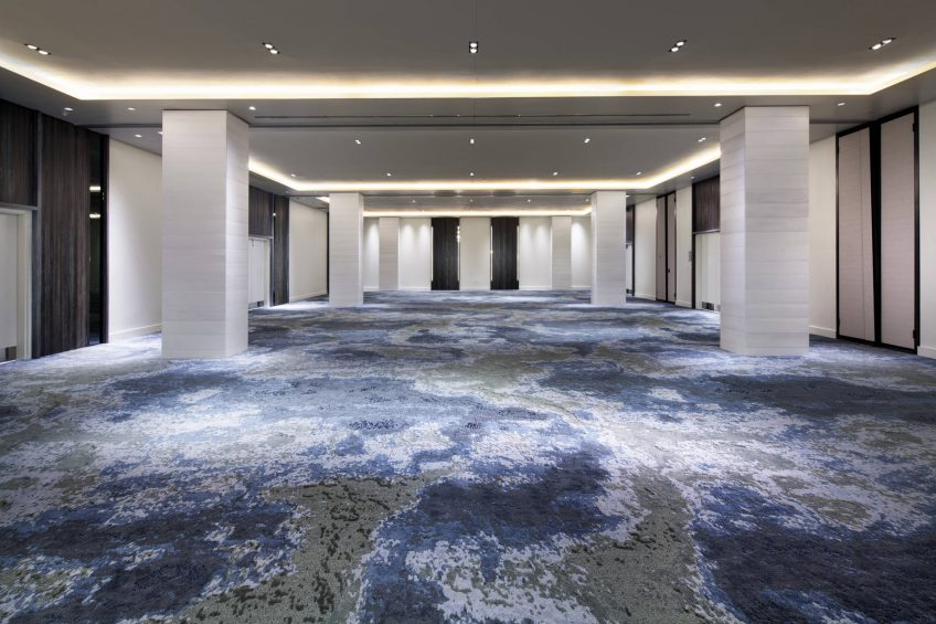 W Fort Lauderdale Luxury Hotel - Fort Lauderdale, FL, USA - Mingle Meeting Room