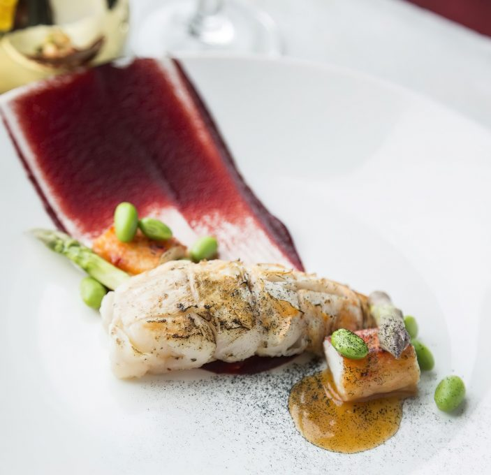 The St. Regis Mumbai Luxury Hotel - Mumbai, India - Spiced Lobster