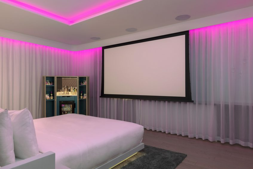 W London Luxury Hotel - London, United Kingdom - Supreme Screening Suite King