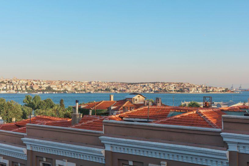W Istanbul Luxury Hotel - Istanbul, Turkey - Fabulous Bosphorus Guest Room