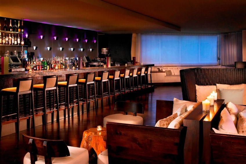 W Scottsdale Luxury Hotel - Scottsdale, AZ, USA - Shade Lounge