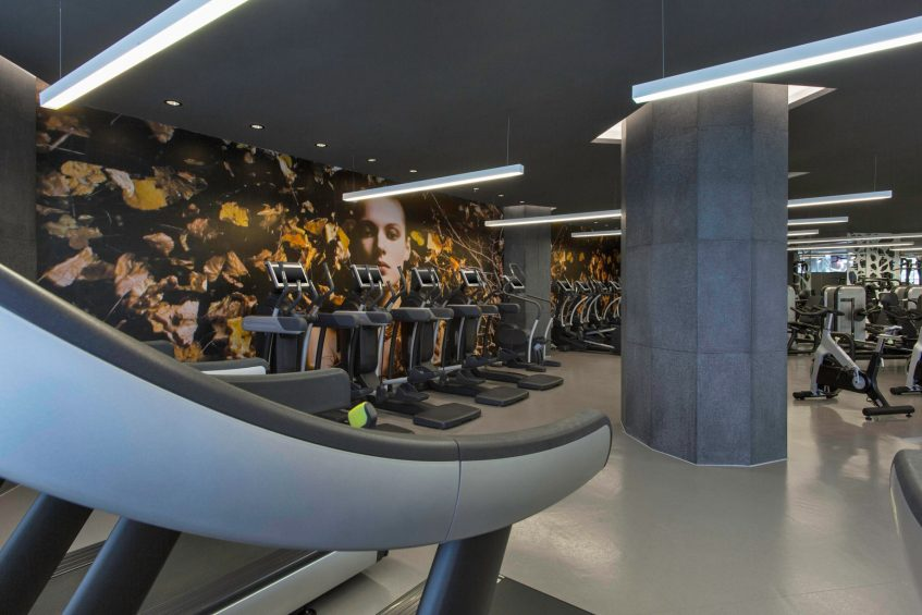 W Bogota Luxury Hotel - Bogota, Colombia - FIT Gym