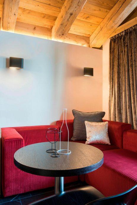 W Verbier Luxury Hotel - Verbier, Switzerland - Fabulous Suite Lounge
