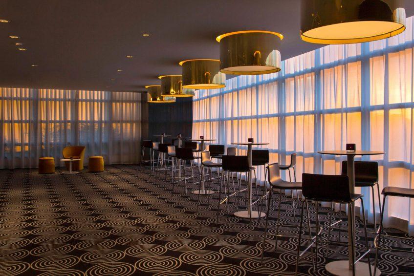 W Bogota Luxury Hotel - Bogota, Colombia - Pre Function Bar