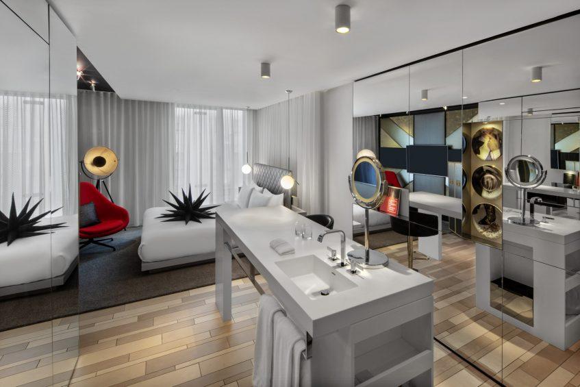 W London Luxury Hotel - London, United Kingdom - Wonderful King Guest Room
