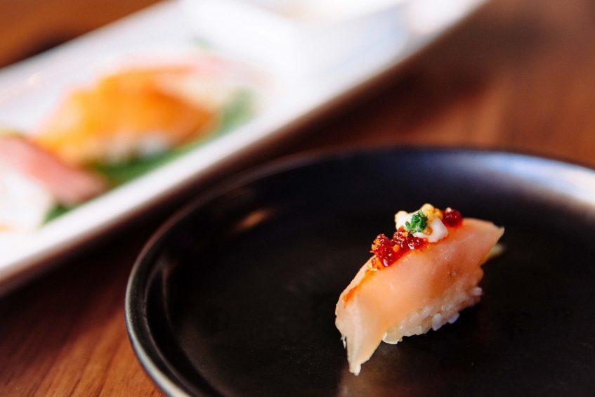 W Scottsdale Luxury Hotel - Scottsdale, AZ, USA - Sushi Roku Food
