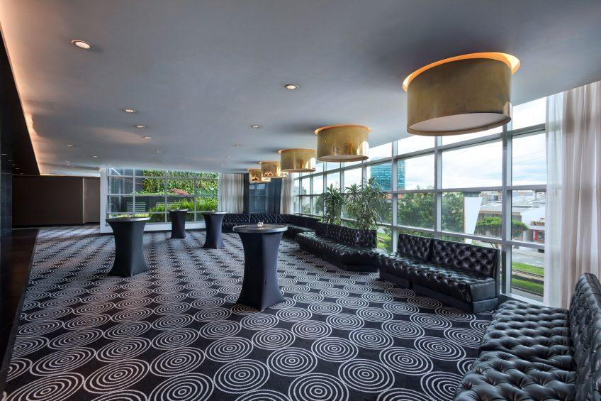 W Bogota Luxury Hotel - Bogota, Colombia - Pre Function Bar Area