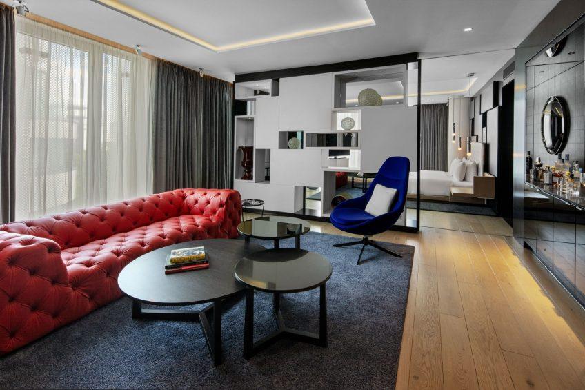 W London Luxury Hotel - London, United Kingdom - WOW Suite