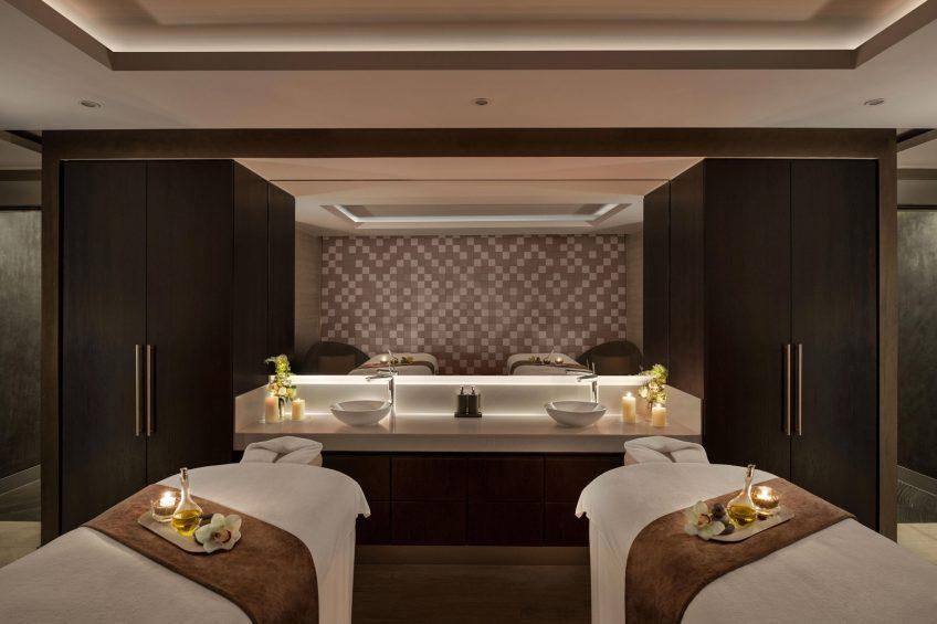 The St. Regis Cairo Luxury Hotel - Cairo, Egypt - Iridium Spa Therapeutic Treatment