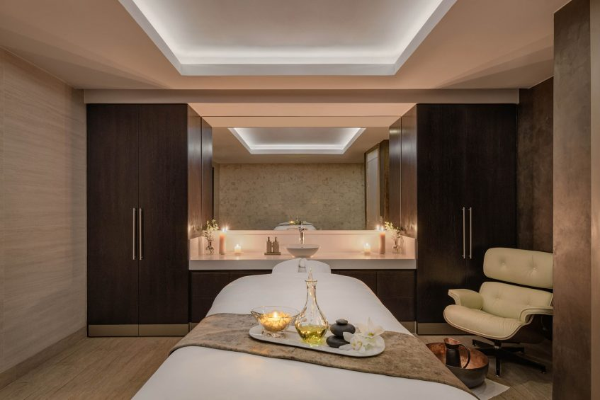 The St. Regis Cairo Luxury Hotel - Cairo, Egypt - Iridium Spa Single Treatment Room