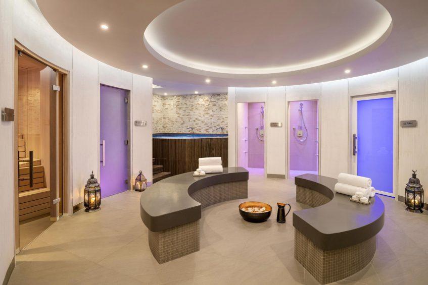 The St. Regis Cairo Luxury Hotel - Cairo, Egypt - Iridium Spa Therapeutic Treatment Room