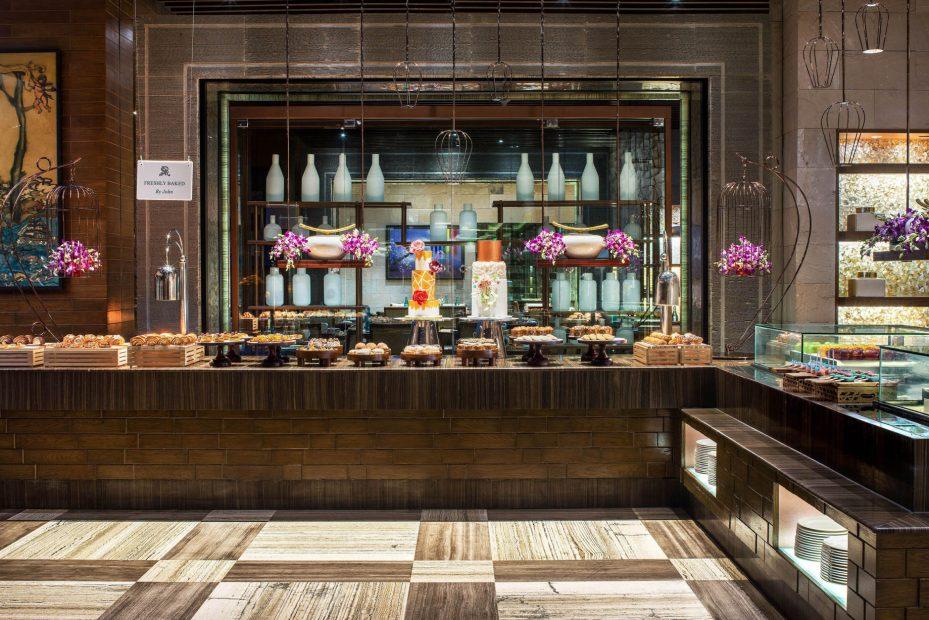 The St. Regis Mumbai Luxury Hotel - Mumbai, India - Seven Kitchens Interior