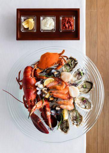 The St. Regis Macao Luxury Hotel - Cotai, Macau SAR, China - Sumptuous Seafood