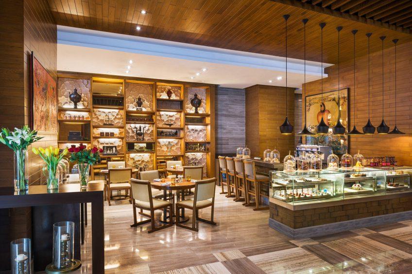 The St. Regis Mumbai Luxury Hotel - Mumbai, India - The Barista
