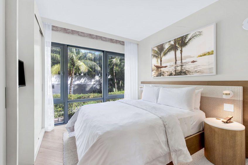 W South Beach Luxury Hotel - Miami Beach, FL, USA - Poolside Bungalow 2 Bedroom