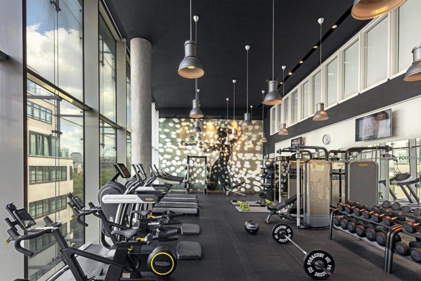 W London Luxury Hotel - London, United Kingdom - FIT Gym