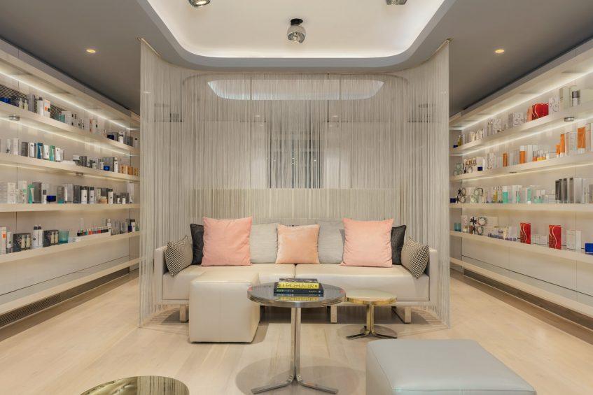 W London Luxury Hotel - London, United Kingdom - Away Spa Lounge