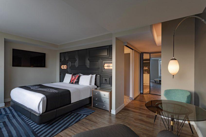 W Boston Luxury Hotel - Boston, MA, USA - Wonderful Guest Room King