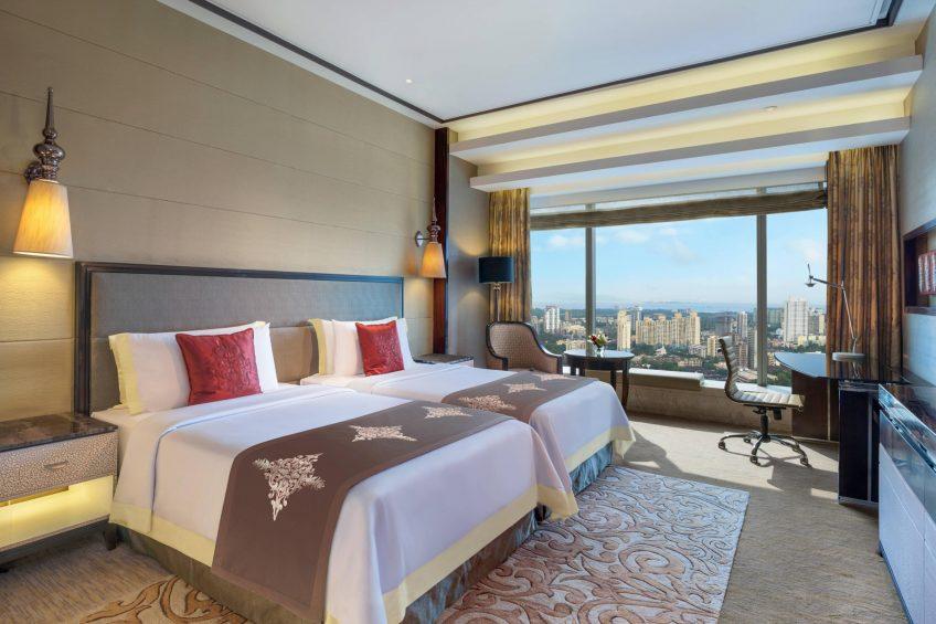 The St. Regis Mumbai Luxury Hotel - Mumbai, India - Premier Room Twin