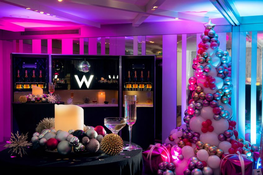 W London Luxury Hotel - London, United Kingdom - Studios Festive