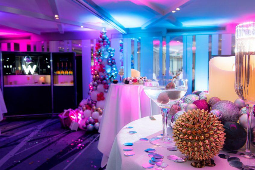 W London Luxury Hotel - London, United Kingdom - Studios Festive Decor