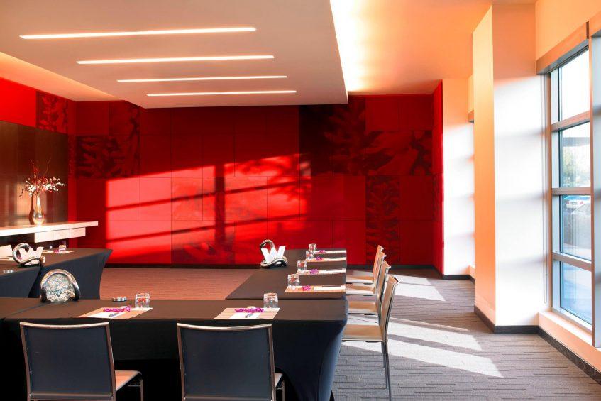 W Scottsdale Luxury Hotel - Scottsdale, AZ, USA - Studio 1 and 2 Red