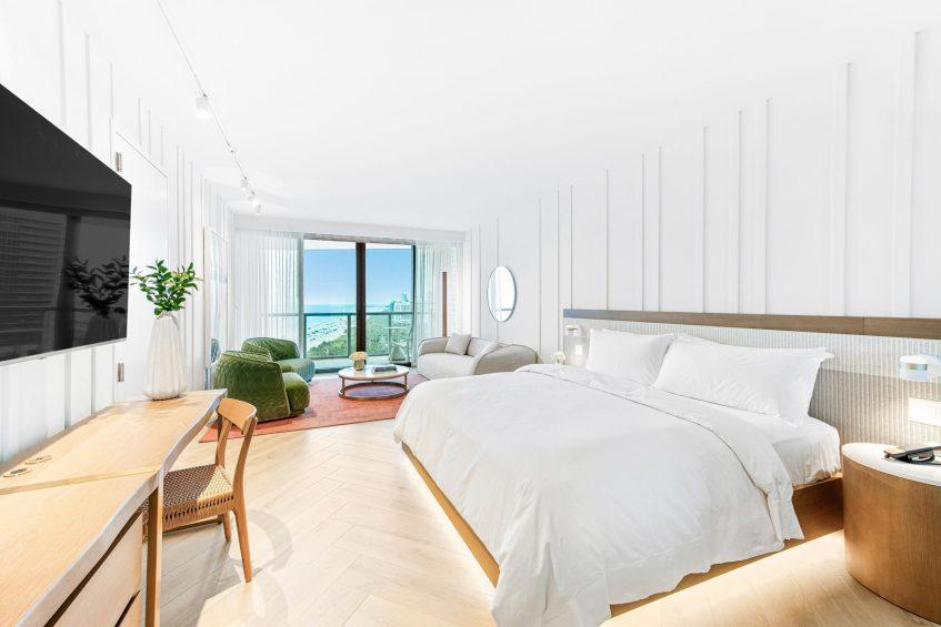 W South Beach Luxury Hotel - Miami Beach, FL, USA = Spectacular and Wonderful Suite
