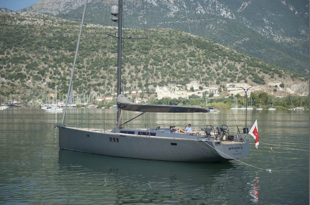 Discover Six of the Best Luxury Yachts for Sale - SY ATHINA V - Anchored