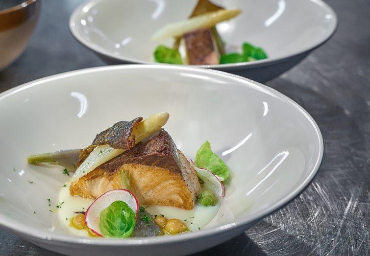 The St. Regis Macao Luxury Hotel - Cotai, Macau SAR, China - Savory seafood Delights
