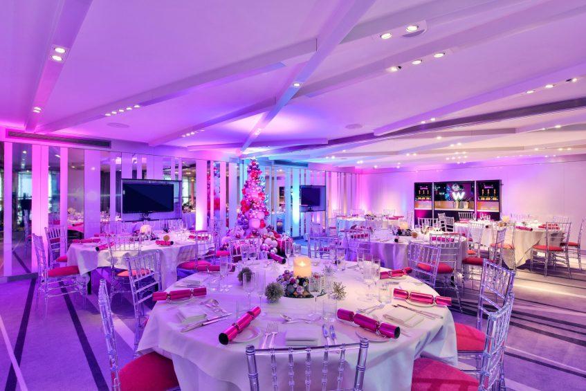 W London Luxury Hotel - London, United Kingdom - Studios Festive Events