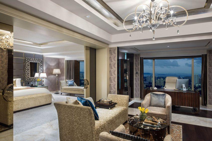 The St. Regis Mumbai Luxury Hotel - Mumbai, India - Presidential Suite