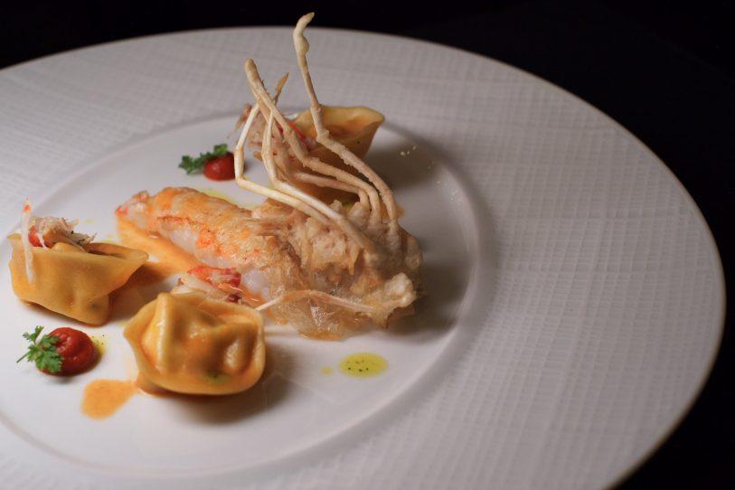 The St. Regis Macao Luxury Hotel - Cotai, Macau SAR, China - Russian Kamchatka King Crab and Australian Langoustine