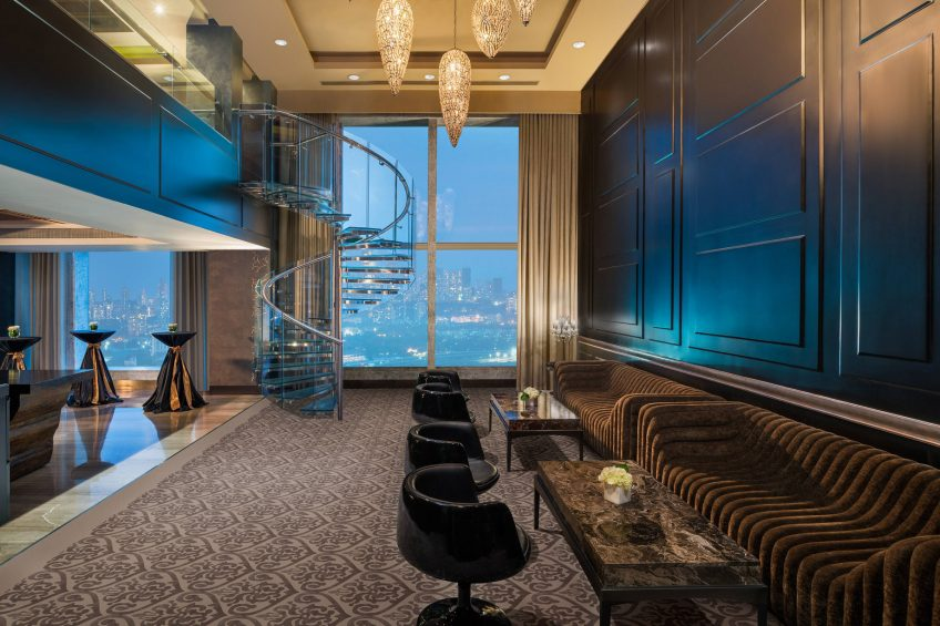 The St. Regis Mumbai Luxury Hotel - Mumbai, India - Party Suite